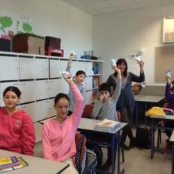 イスラエル小学校