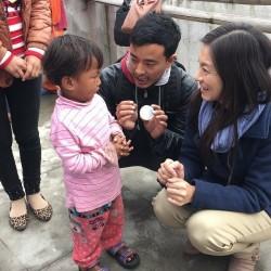 ネパール孤児院