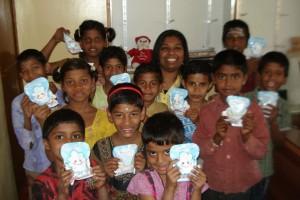 南インド孤児院
