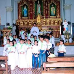 ベトナム ハノイ チティエン教会学校