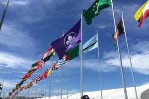 世界スカウトジャンボリー2015