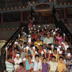 インド・バンガロール障害者孤児院