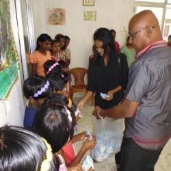 スリランカ孤児院