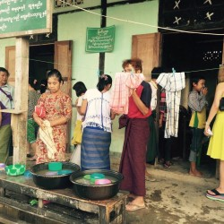 ミャンマー支援