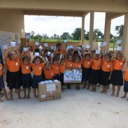 ドイツ国際平和村 カンボジア支援