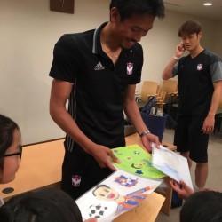 新潟アルビレックス(指宿洋史選手)/味の素スタジアム