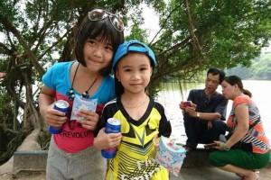 ベトナム ハノイ/ホアンキエム湖