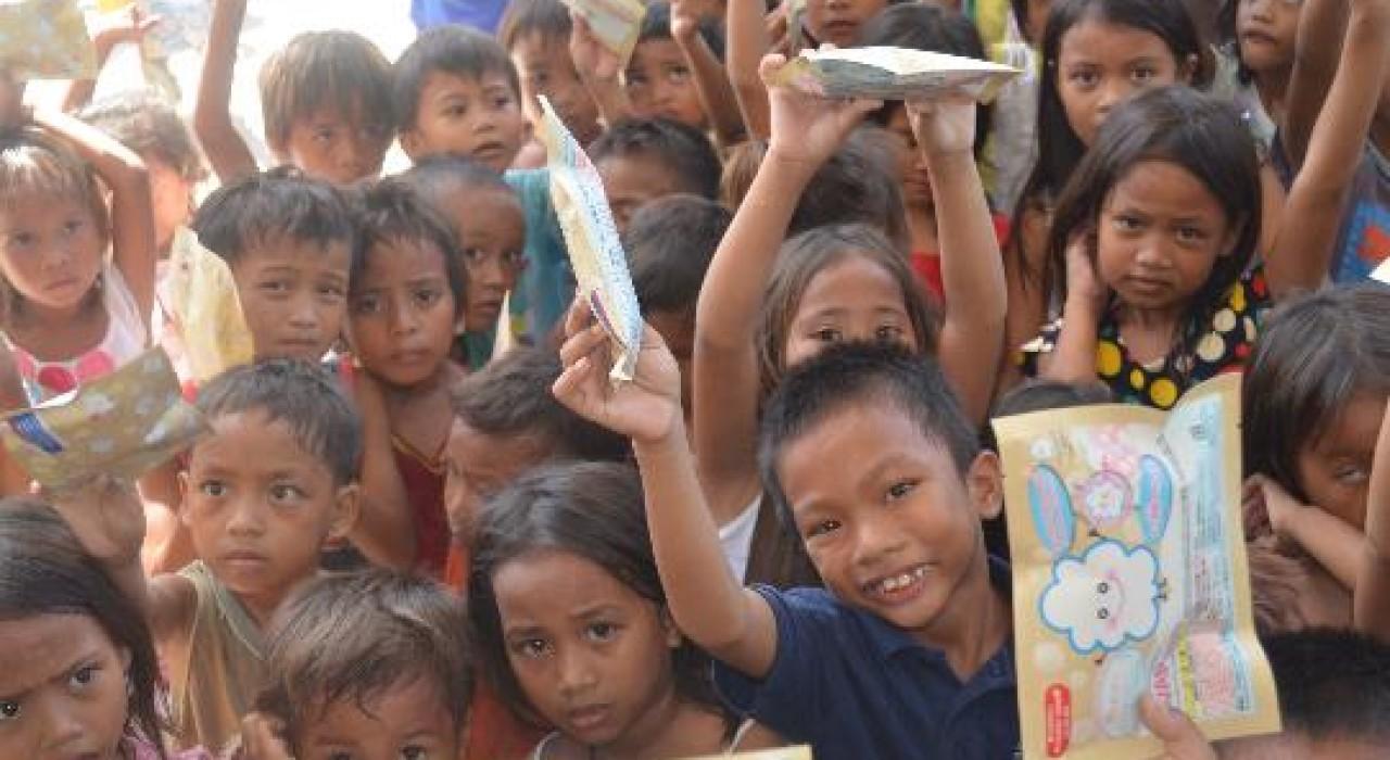 フィリピン(Olango Day Care Center & Banacon Elementary School)