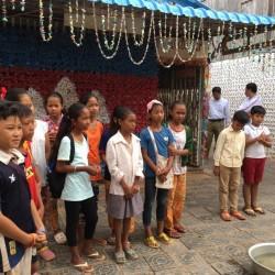 カンボジア(ココナッツスクール)