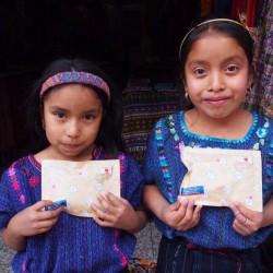 グアテマラ/サン・ペドロ・ラグーナ村(未来大使)