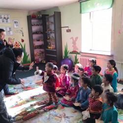 モンゴル/ウランバートル孤児院